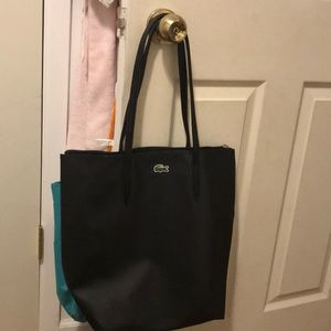 Brand New Women Lacoste Tote Bag